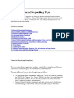 162435-Financail Report Writing Tips