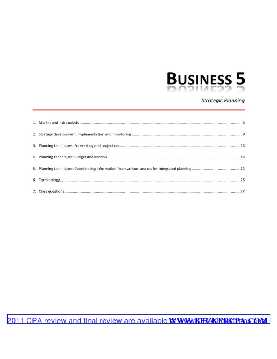 bec5   Strategic Management   Risk