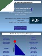 Modelo Municipios