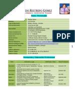 Sintesis 01-2009 Curriculum LFR Colombia