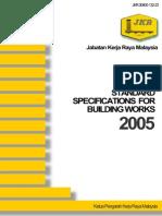 JKR Spec 2005