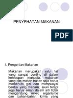 PENYEHATAN MAKANAN