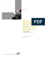 HTG-Link SAP BPC Excel From EntPortal