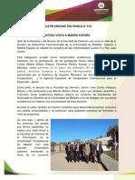 Boletín #18 Relaciones Internacionales UdeM
