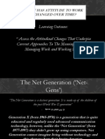 Attitudinal Changes Powerpoint - ePortfolio