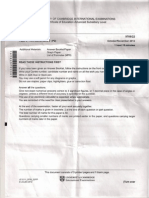 Questionnaire P2 970722 Nov 2012