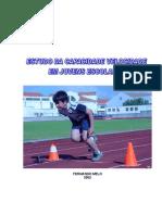 Estudo Da Capacidade Velocidade