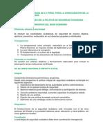 Ultimo Resumen 09 Tomo 2.3 Estrategia de La Ponal Para La Consolidacion de La Seguridad Ciudadana