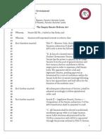 ASG Senate Bill No. 10- Empty Senate Reform