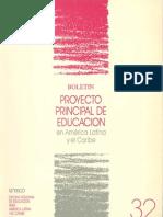 Proyecto Principal Para La Educacion Bruner