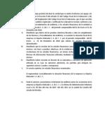 Informe de Revision(Auditoria) La Hijastra Malvada