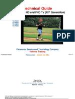 80432198 Panasonic Plasma Plasma 12th Generation Technical Guide