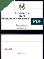 Presentasi Filariasis
