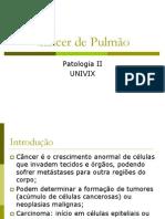 Câncer de Pulmão 2