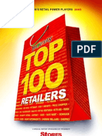 Top 100 US Retailers (Jul 2005)