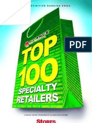 Top 100 US Speciality Retailers | Best Buy | Retail