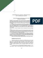 Lausevic, S., Ekonomizacija Znanja i Obrazovanja Put u Neobrazovanost