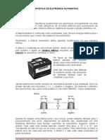 Eletricidade Automotiva-bateria