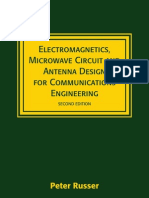 Electromagnetics, Microwave Circuit and Antenna Design for Communications Engineering