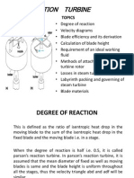 Reaction Turbine (2)