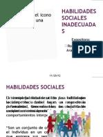 HABILIDADES SOCIALES INADECUADAS (1)