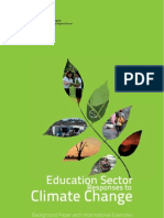 UNESCO.education Sector Responses to Climate Change