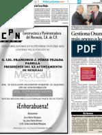 CPN Constructora y Pavimentadora del Noroeste, S.A. de C. V.