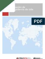 situación de la epidemia del sida 2007 - onusida - 2007_epiupdate_es