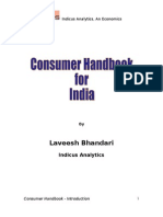 Indicus Consumer Hand Book - Introduction