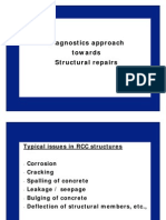 Diagnostic Approach Towards Structural Repairs
