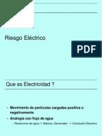 El Riesgo Electrico