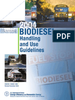 the Biodiesel Handling and Use Guidelines