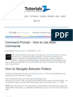 Command Prompt - How to Use Basic Commands _ 7 Tutorials