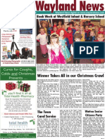 The Wayland News December 2012