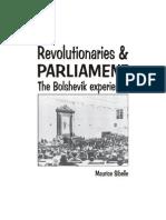 Revolutionaries and Parliament