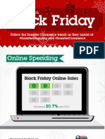 IBM Holiday Benchmark Infographic BF2012