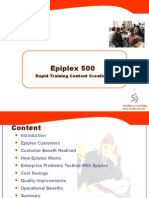 Rapid Training Content Creation for Enterprises