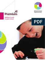 Oxford University Press - Pupil Premium Report - Making It Work