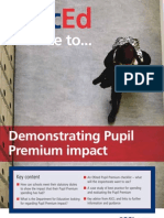 Sec Ed Guide to Pupil Premium