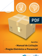 02 - Manual de Licitacao