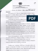 AUDITORIAS-DESPACHO DE ARQUIVAMENTO
