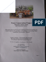 Water Conservation Project - Baan Dada