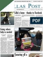 The Dallas Post 11-25-2012