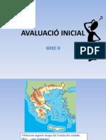 AVALUACIÓ INICIAL_grecII