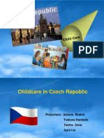 Presentation; Global child care