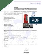Carta Presentacion ArtalService