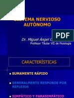 Anatomia y Fisiologia Del SNA