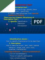 Description Text