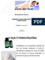Fenolftaleina