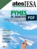 Debates IESA -Marco Kamiya - Pymes de Avanzada - Dic 2012